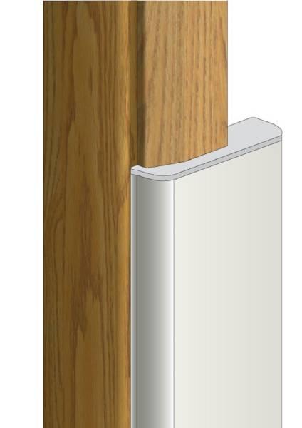 Aluminium Slimline Rigid Frame Guard