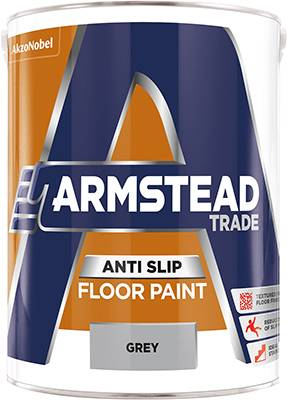 Armstead Trade Anti-slip Floor Paint