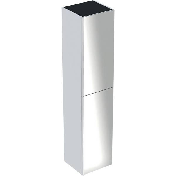 Acanto tall cabinet with two doors