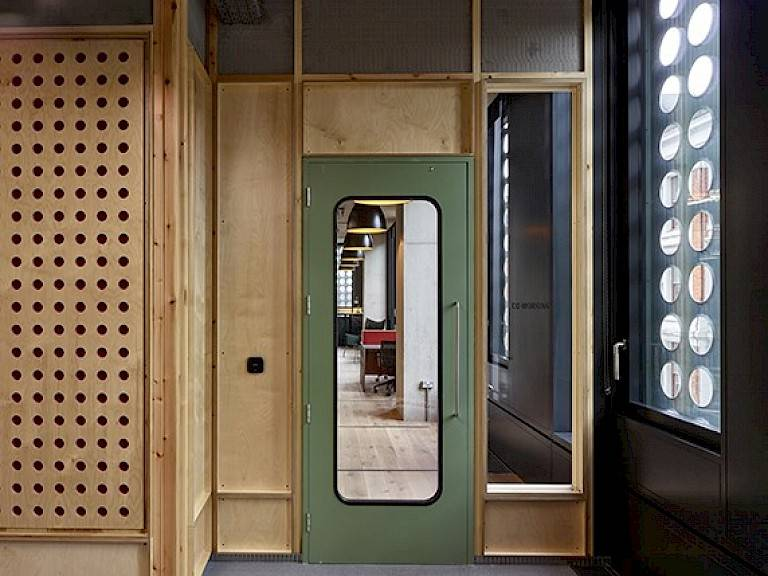 London Commercial Workspace Winner: The White Collar Factory, Old Street Yard, EC1