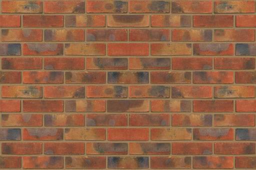 Leicester Autumn Multi - Clay bricks