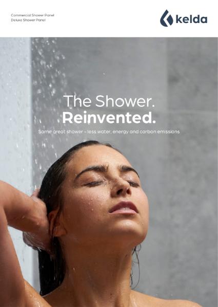 Kelda Showers - Shower Panel Brochure - May 2021