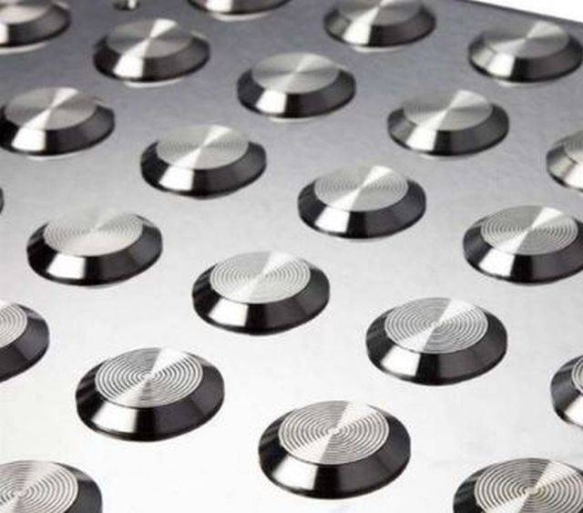 SH10 Plate Tredfx Tactile Indicators