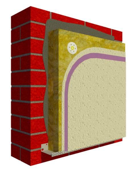 webertherm XP162 External Wall Insulation