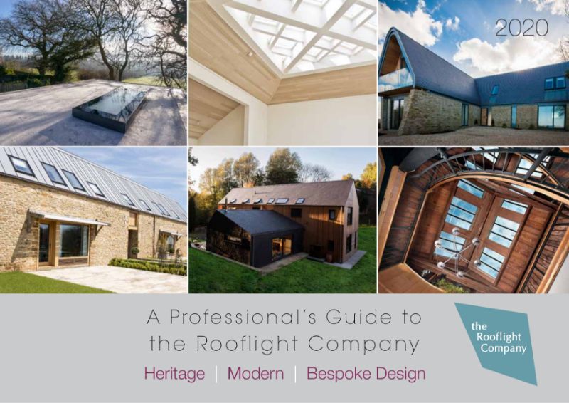 Architects Brochure - Rooflights