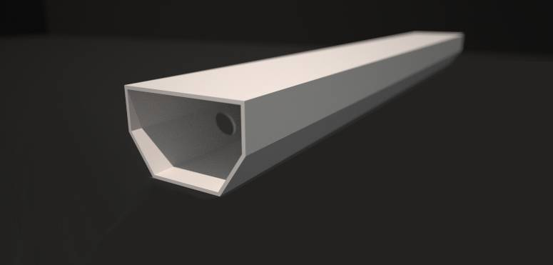 Newton Floordrain D3 - Drainage conduit