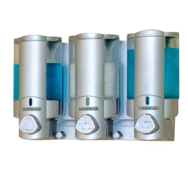 BC624-3 Dolphin Triple Shower Soap Dispenser