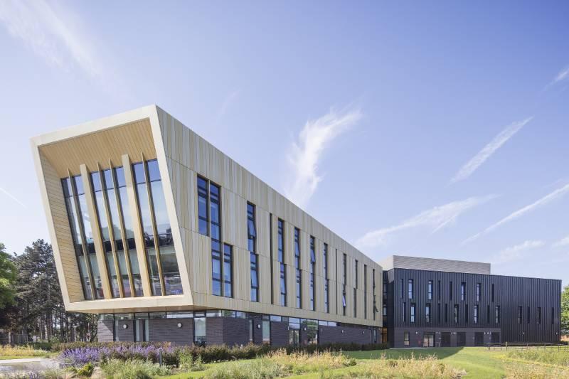 Advanced Manufacturing Building, Nottingham