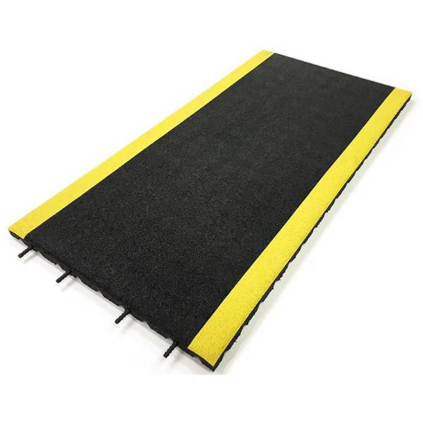 Roofway Rubber Tile