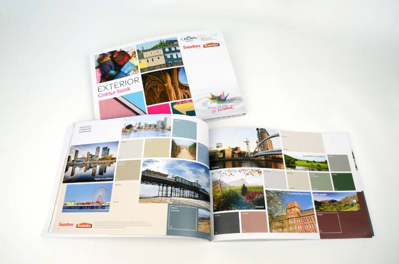 CROWN PAINTS EXTERIOR COLOUR BOOK SEEKS TO EDUCATE AND INSPIRE