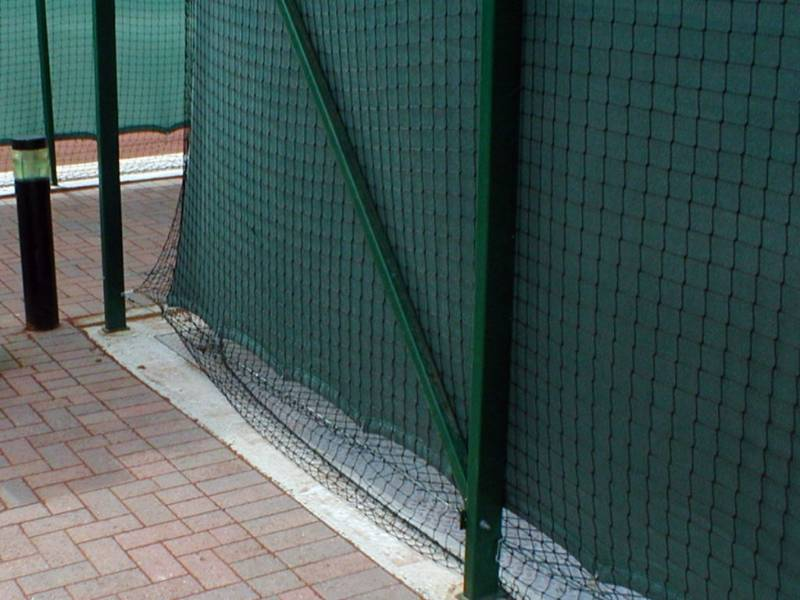 WIMBLEDON REMOVABLE FENCING SYSTEM