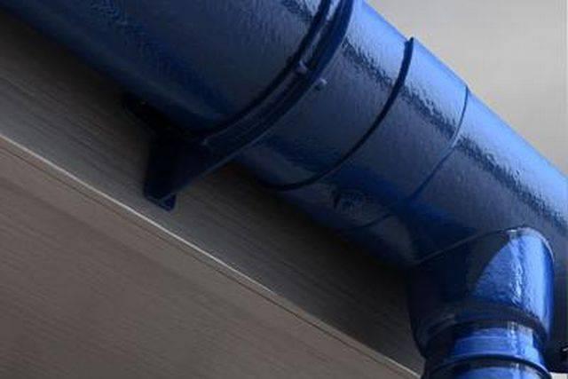 Heritage 100 mm Half Round gutters