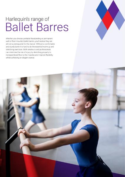 Harlequin - Ballet Barres