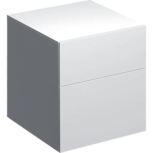 Xeno² Low Cabinet with Two Drawers