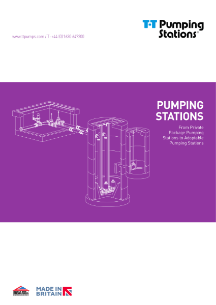 T-T Pumping Stations Brochure