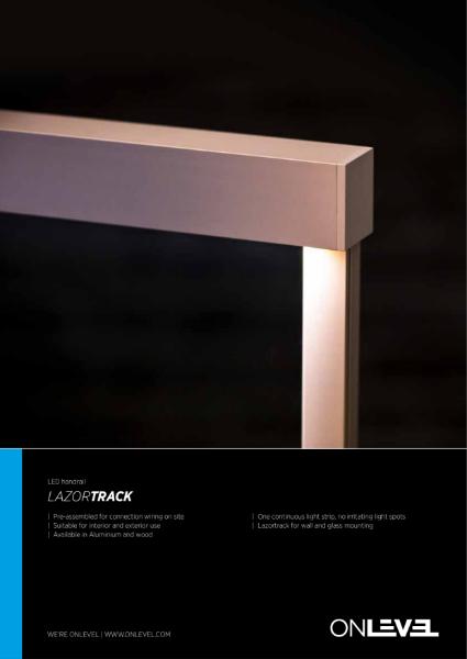 OnLevel LED Handrail