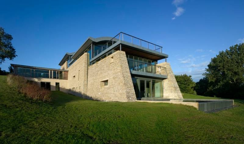 The Moonstone Project - Eco-Friendly Heating in the Cotswolds