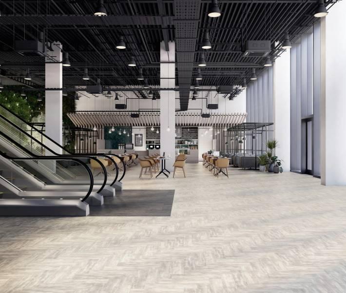 Amtico Signature LVT Tile 36+ - Wood