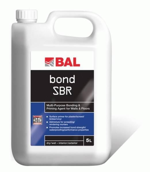 Bond SBR - Primer, admixture and sealer