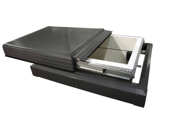 SLH/TB Telescopic Sliding Roof Hatch