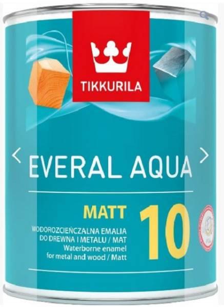 Everal Aqua Matt [10]