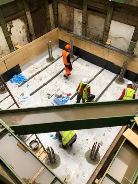 Waterproofing a Luxury London Hotel