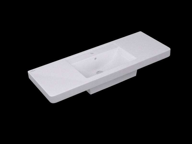 ARCHITECTURA Vanity Washbasin 6118 13 XX