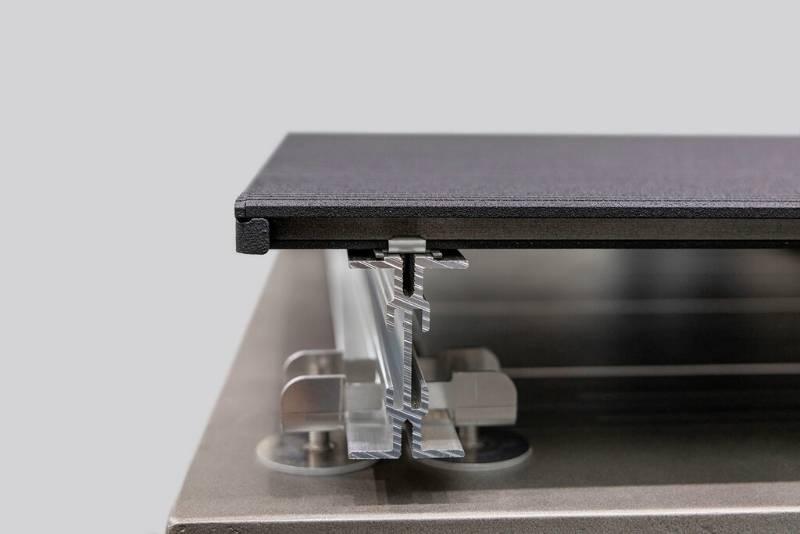 AR-Deck Class A-rated Aluminium Decking System