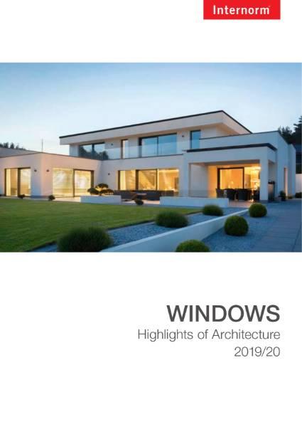 Internorm Window & Door Brochure 2019-20