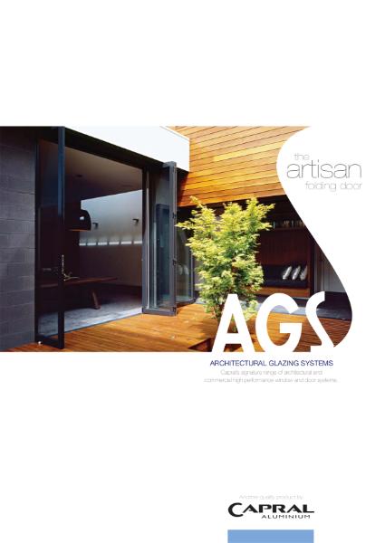 Capral Artisan Brochure 2013