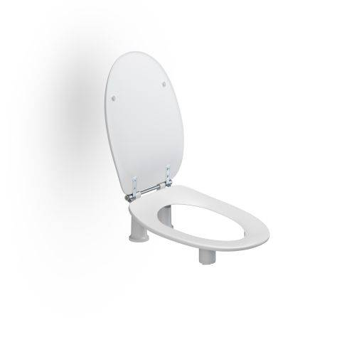 Dania Toilet Seat - sloped