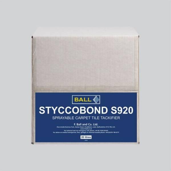 Styccobond S920 Carpet tile adhesive