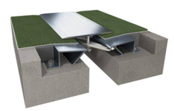 Floor Expansion Joint System