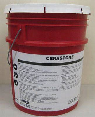 630 Cerastone® and 632 Spraystone™