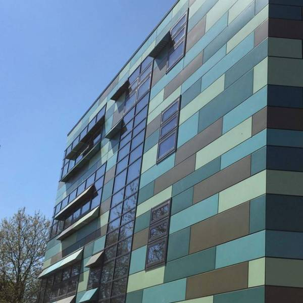 Aluminium 'Ultima' Spandrel Panels
