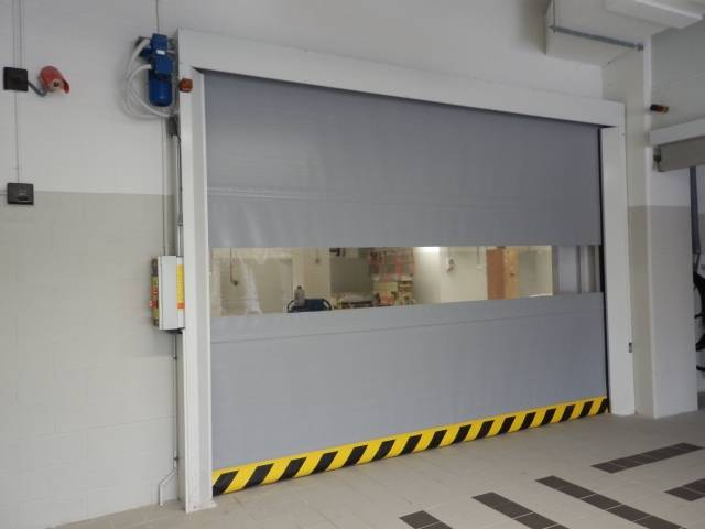 High Speed Door VR Range