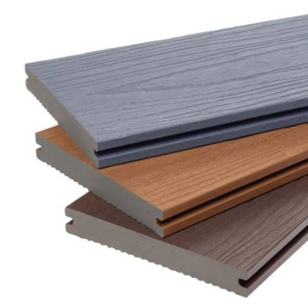 Deluxe Range Composite Decking