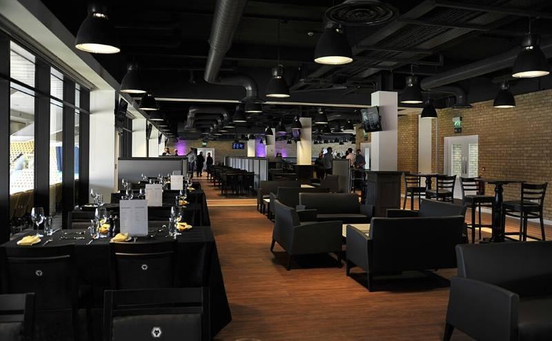 WV1 Bar & Restaurant, Wolverhampton Wanderers Ground