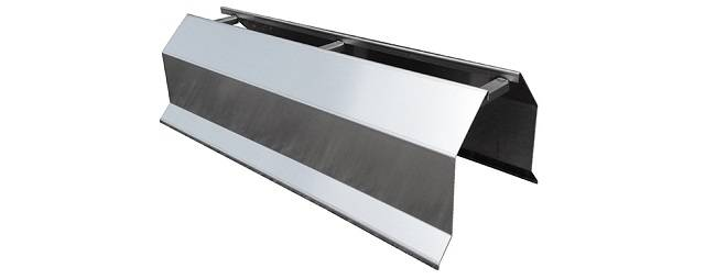 ACO Stainless Steel Kerb