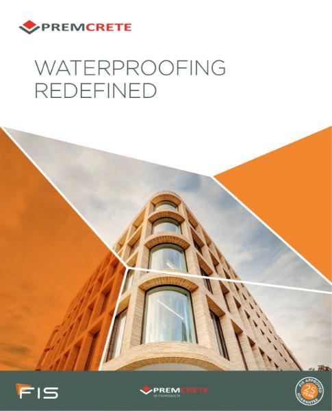 Waterproofing Redefined