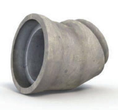 Easi-Flex - Two Piece Bends(Spigot & Socket Pipes)