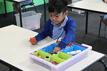 Gratnells SortED tray inserts help fight surface contamination at Trumpington Park Primary