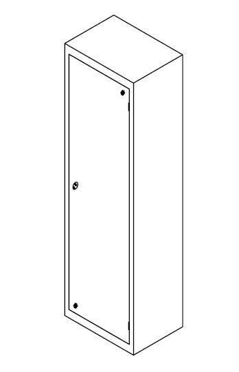 Dry Area Locker (ST)