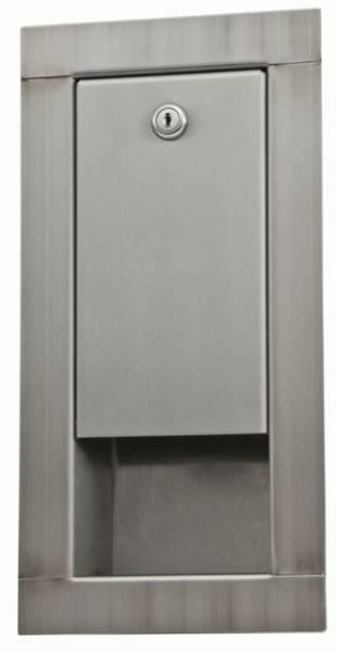 BC4302R Dolphin Recessed Toilet Tissue Dispenser