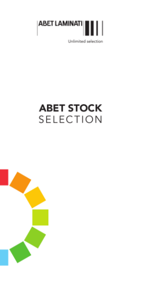 High Pressure Laminates - Abet stock selection