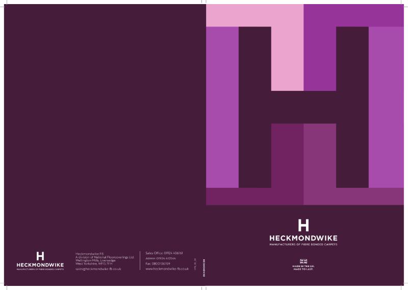 Heckmondwike Brochure  February 2020