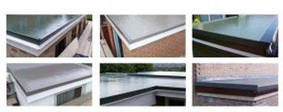 Polyroof GRP trims
