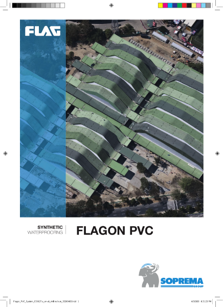 Flagon PVC Waterproofing Systems