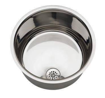 Inset washbasin