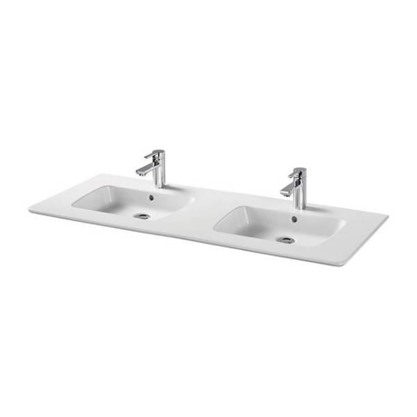 Simeto Due 124cm Vanity Washbasin